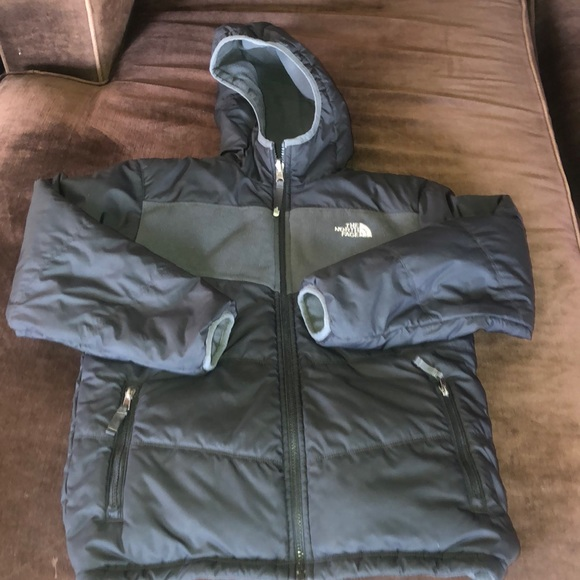 The North Face Other - Boys The  North Face reversible hooded jacket